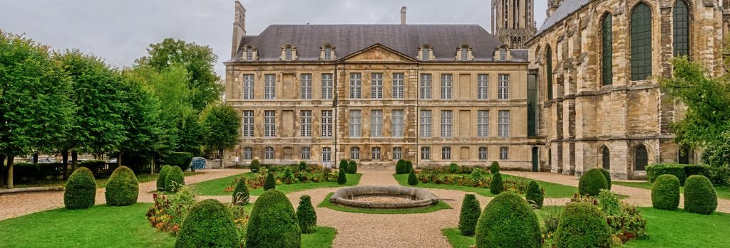 Reims palais de Tau