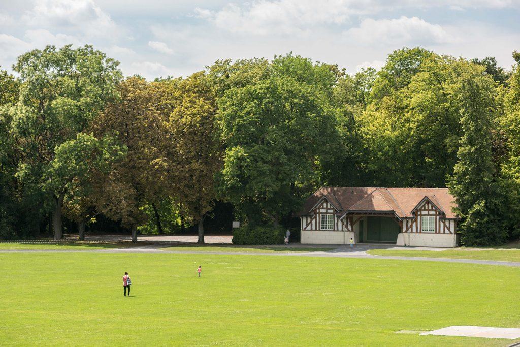 Reims parc Champagne
